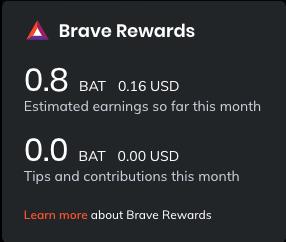 Wallet Brave